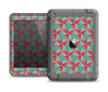 The Abstract Opened Green & Pink Cubes Apple iPad Mini LifeProof Nuud Case Skin Set