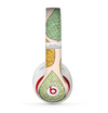 The Abstract Pastel Lined-Leaves Skin for the Beats by Dre Studio (2013+ Version) Headphones