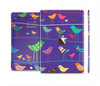 The Abstract Pattern-Filled Birds Skin Set for the Apple iPad Air 2