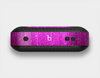 The Abstract Pink Neon Rain Curtain Skin Set for the Beats Pill Plus