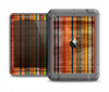 The Abstract Retro Stripes Apple iPad Mini LifeProof Nuud Case Skin Set