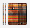The Abstract Retro Stripes Skin for the Apple iPhone 6