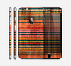 The Abstract Retro Stripes Skin for the Apple iPhone 6 Plus