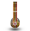 The Abstract Retro Stripes Skin for the Beats by Dre Original Solo-Solo HD Headphones