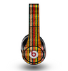 The Abstract Retro Stripes Skin for the Original Beats by Dre Studio Headphones