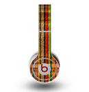 The Abstract Retro Stripes Skin for the Original Beats by Dre Wireless Headphones