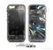 The Abstract Shattered Crystal Pattern Skin for the Apple iPhone 5c LifeProof Case
