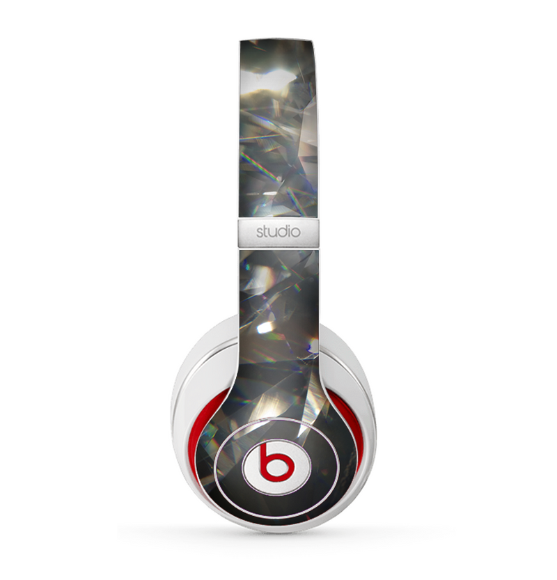 The Abstract Shattered Crystal Pattern Skin for the Beats by Dre Studio (2013+ Version) Headphones