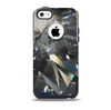 The Abstract Shattered Crystal Pattern Skin for the iPhone 5c OtterBox Commuter Case