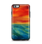The Abstract Sunset Painting Apple iPhone 6 Plus Otterbox Symmetry Case Skin Set