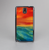The Abstract Sunset Painting Skin-Sert Case for the Samsung Galaxy Note 3