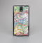 The Abstract Woven Color Pattern Skin-Sert Case for the Samsung Galaxy Note 3