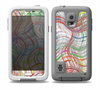 The Abstract Woven Color Pattern Skin for the Samsung Galaxy S5 frē LifeProof Case