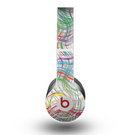 The Abstract Woven Color Pattern Skin for the Beats by Dre Original Solo-Solo HD Headphones