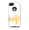 The Abstract Yellow Skyline View Apple iPhone 5-5s Otterbox Commuter Case Skin Set