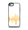 The Abstract Yellow Skyline View Apple iPhone 5-5s Otterbox Symmetry Case Skin Set