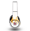 The Abstract Yellow Skyline View Skin for the Original Beats by Dre Studio Headphones