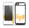 The Abstract Yellow Skyline View Skin for the iPod Touch 5th Generation frē LifeProof Case