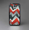 The Abstract ZigZag Pattern v4 Skin-Sert Case for the Samsung Galaxy S5