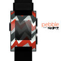 The Abstract ZigZag Pattern v4 Skin for the Pebble SmartWatch