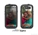 The Add Your Own Image Custom Photo Skin For The Samsung Galaxy S3 LifeProof Case