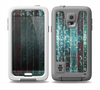 The Aged Blue Victorian Striped Wall Skin for the Samsung Galaxy S5 frē LifeProof Case