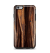 The Aged RedWood Texture Apple iPhone 6 Plus Otterbox Symmetry Case Skin Set