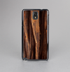 The Aged RedWood Texture Skin-Sert Case for the Samsung Galaxy Note 3