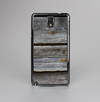 The Aged Wood Planks Skin-Sert Case for the Samsung Galaxy Note 3
