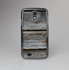 The Aged Wood Planks Skin-Sert Case for the Samsung Galaxy S4