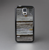 The Aged Wood Planks Skin-Sert Case for the Samsung Galaxy S5