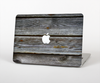The Aged Wood Planks Skin Set for the Apple MacBook Air 11""