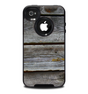 The Aged Wood Planks Skin for the iPhone 4-4s OtterBox Commuter Case