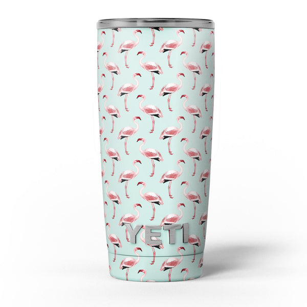 The_All_Over_Mint_Flamingo_Pattern_-_Yeti_Rambler_Skin_Kit_-_20oz_-_V5.jpg
