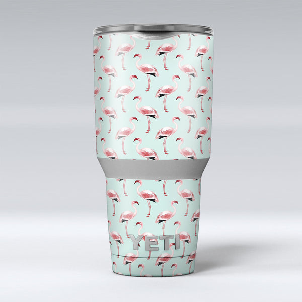 The_All_Over_Mint_Flamingo_Pattern_-_Yeti_Rambler_Skin_Kit_-_30oz_-_V1.jpg