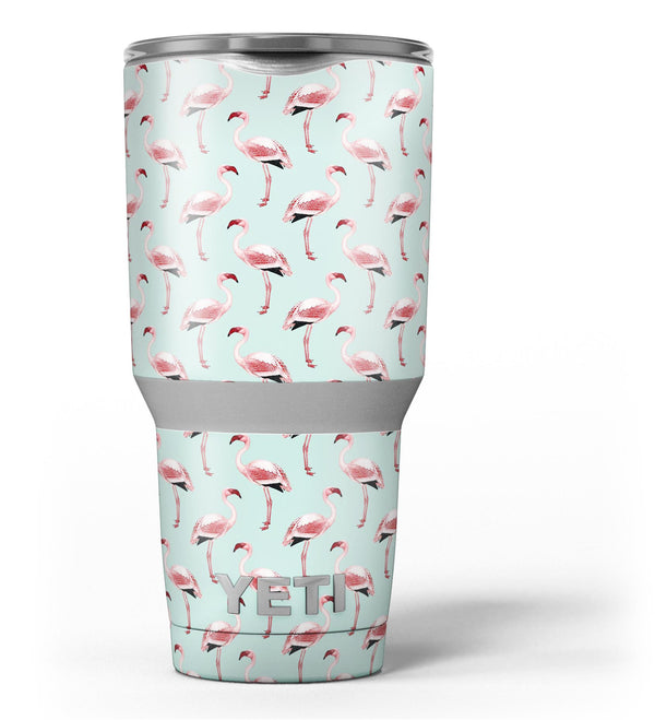 The_All_Over_Mint_Flamingo_Pattern_-_Yeti_Rambler_Skin_Kit_-_30oz_-_V3.jpg