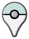 The All Over Mint Luxury Design Pokémon GO Plus Vinyl Protective Decal Skin Kit