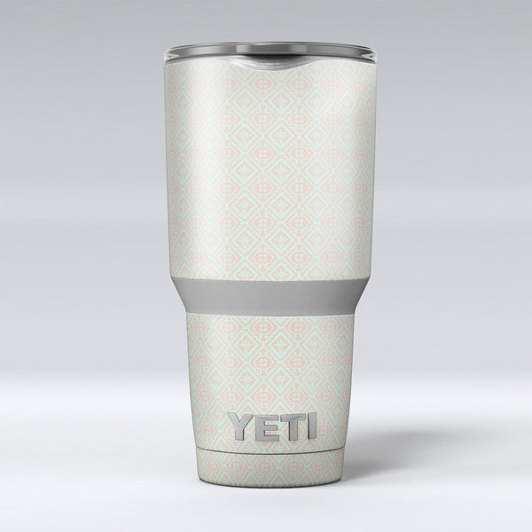 The_All_Over_Vintage_Tan_Aztec_Pattern_-_Yeti_Rambler_Skin_Kit_-_30oz_-_V1.jpg