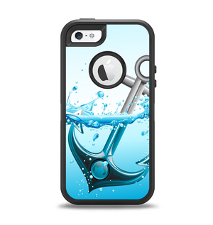 uk availability cd416 9e7be iPhone 5-5s OtterBox Defender - DesignSkinz