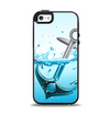 The Anchor Splashing Apple iPhone 5-5s Otterbox Symmetry Case Skin Set