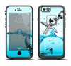 The Anchor Splashing Apple iPhone 6/6s Plus LifeProof Fre Case Skin Set