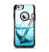The Anchor Splashing Apple iPhone 6 Otterbox Commuter Case Skin Set