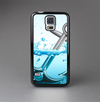 The Anchor Splashing Skin-Sert Case for the Samsung Galaxy S5