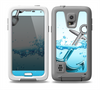 The Anchor Splashing  Skin for the Samsung Galaxy S5 frē LifeProof Case