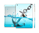 The Anchor Splashing Full Body Skin Set for the Apple iPad Mini 3