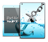 The Anchor Splashing Skin for the iPad Air