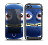 The Angry Blue Fury MonsterSkin for the iPod Touch 5th Generation frē LifeProof Case