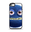 The Angry Blue Fury Monster Apple iPhone 5-5s Otterbox Symmetry Case Skin Set