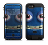 the angry blue fury monster  iPhone 6/6s Plus LifeProof Fre POWER Case Skin Kit