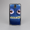 The Angry Blue Fury Monster Skin-Sert Case for the Samsung Galaxy Note 3